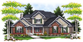 Plan Number 73046 - 2596 Square Feet