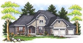 Plan Number 73047 - 2498 Square Feet