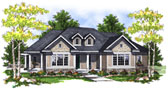 Plan Number 73048 - 1774 Square Feet