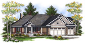 Plan Number 73052 - 1848 Square Feet