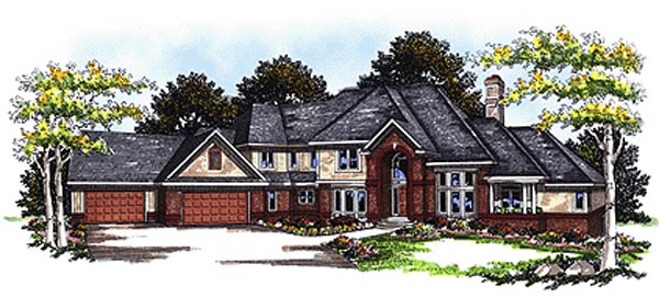 House Plan 73053