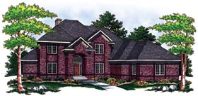 House Plan 73055