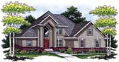 Plan Number 73057 - 2271 Square Feet