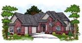 Plan Number 73058 - 3800 Square Feet