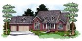Plan Number 73059 - 3100 Square Feet