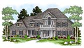 Plan Number 73060 - 4752 Square Feet