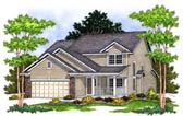 Plan Number 73062 - 2299 Square Feet
