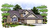 Plan Number 73064 - 2416 Square Feet