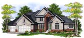 Plan Number 73071 - 2911 Square Feet