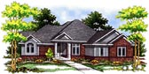 Plan Number 73074 - 3214 Square Feet