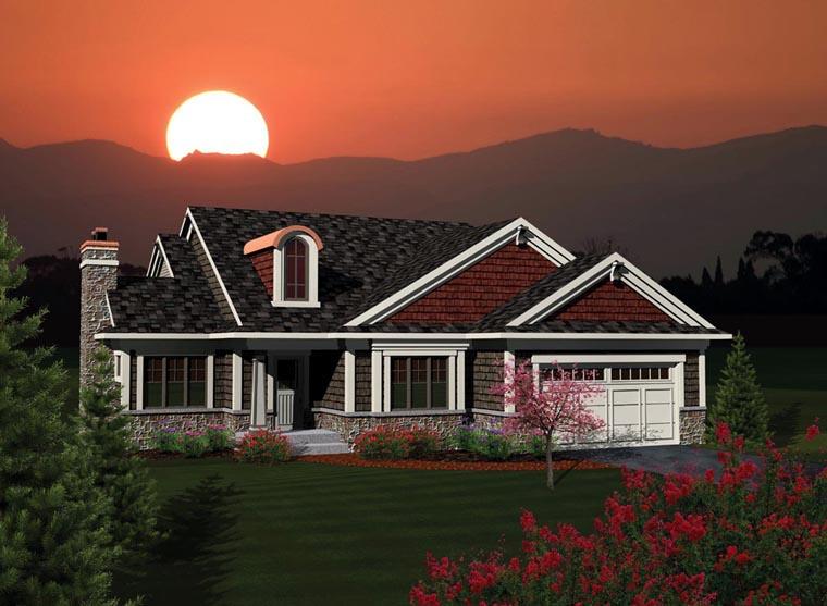 House Plan 73076