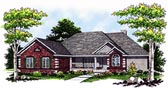 Plan Number 73078 - 3015 Square Feet
