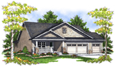 Plan Number 73083 - 2787 Square Feet