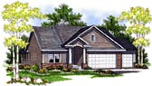 Plan Number 73086 - 2787 Square Feet