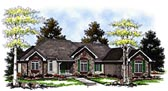 Plan Number 73091 - 3578 Square Feet