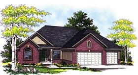 House Plan 73092