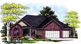 Plan Number 73092 - 2909 Square Feet