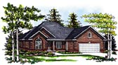 Plan Number 73093 - 2783 Square Feet