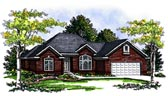 Plan Number 73094 - 3050 Square Feet