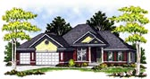 Plan Number 73095 - 2969 Square Feet