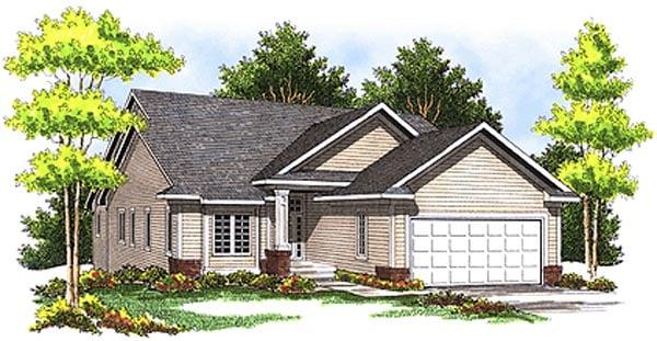House Plan 73096