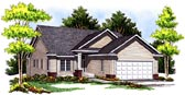 Plan Number 73096 - 2903 Square Feet