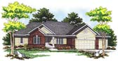 Plan Number 73101 - 1710 Square Feet