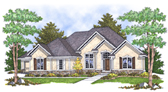 Plan Number 73105 - 3771 Square Feet