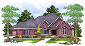 Plan Number 73106 - 3771 Square Feet