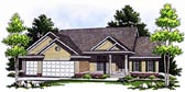 Plan Number 73110 - 3554 Square Feet