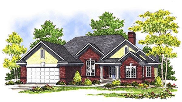 House Plan 73124
