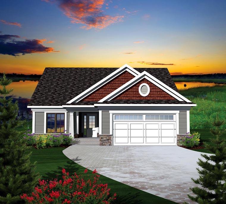 House Plan 73126