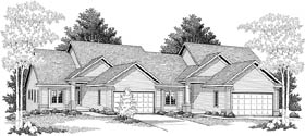 Plan Number 73128 - 3506 Square Feet