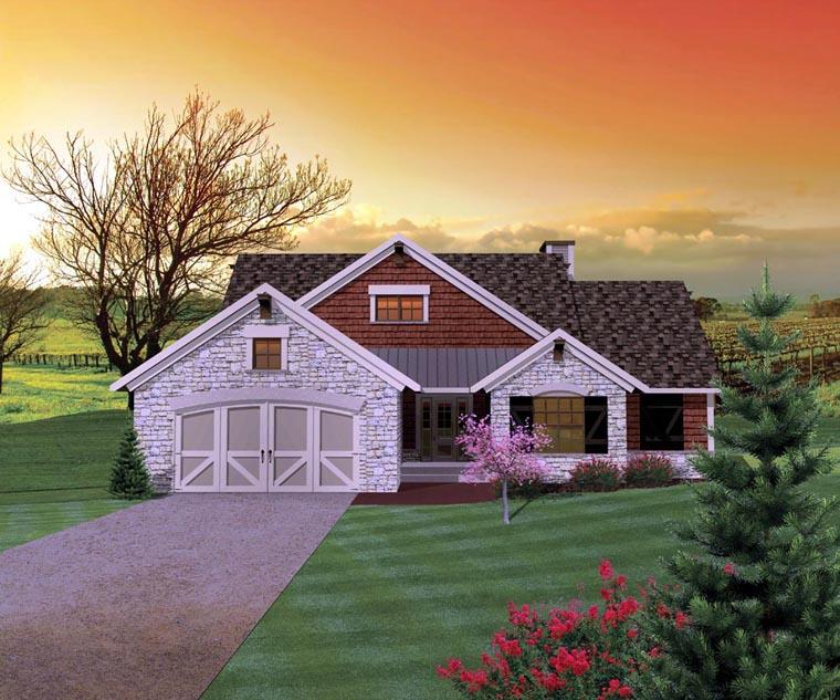 House Plan 73130