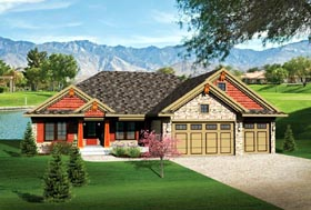 House Plan 73135