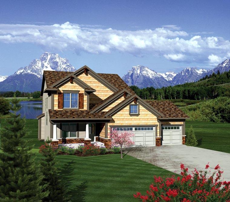House Plan 73151