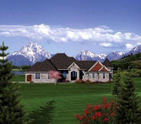 House Plan 73163