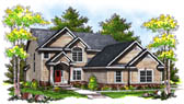 Plan Number 73173 - 2977 Square Feet