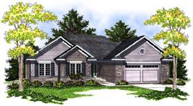 House Plan 73201
