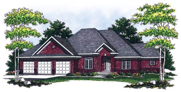 House Plan 73241