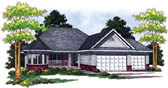 Plan Number 73244 - 1835 Square Feet