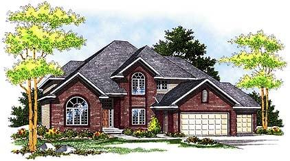 House Plan 73248
