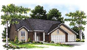 House Plan 73270
