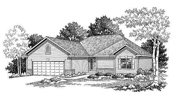 House Plan 73274