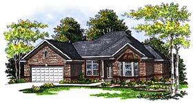 House Plan 73275