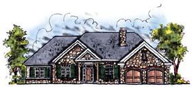 House Plan 73278