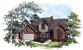 House Plan 73290