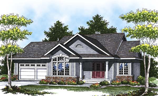 House Plan 73294