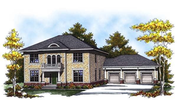 House Plan 73309