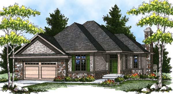 House Plan 73323